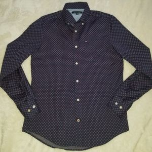 Tommy Hilfiger Long Sleeve Button Down. Size XS
